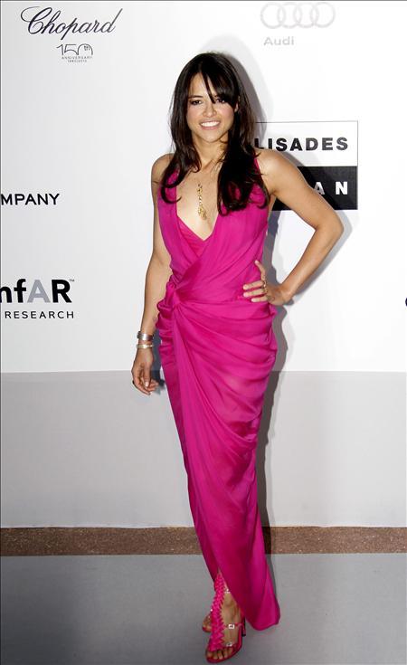 """Michelle Rodríguez dice """"'Avatar' alumbró mi corazón"""""""