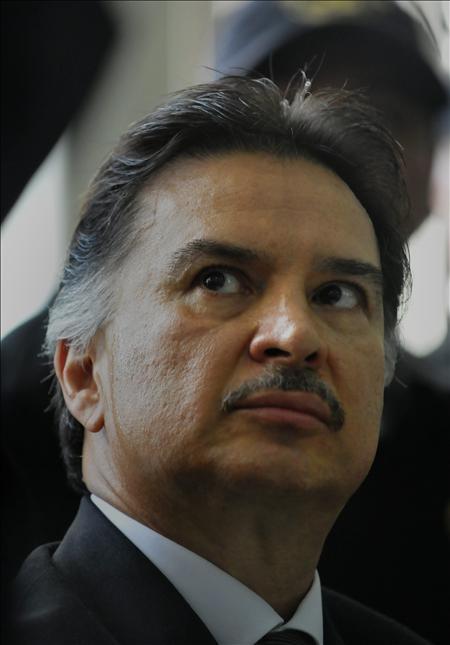 Portillo, primer ex presidente de Guatemala en ir a juicio por malversación