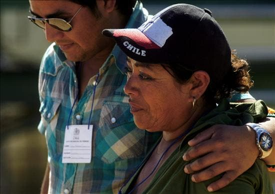 Mapas imprecisos son la causa de un nuevo fracaso para rescatar a los mineros en Chile