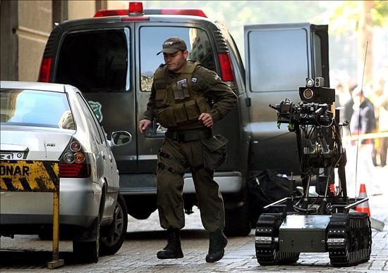 Estalla una bomba en un centro comercial de Chile sin dejar víctimas
