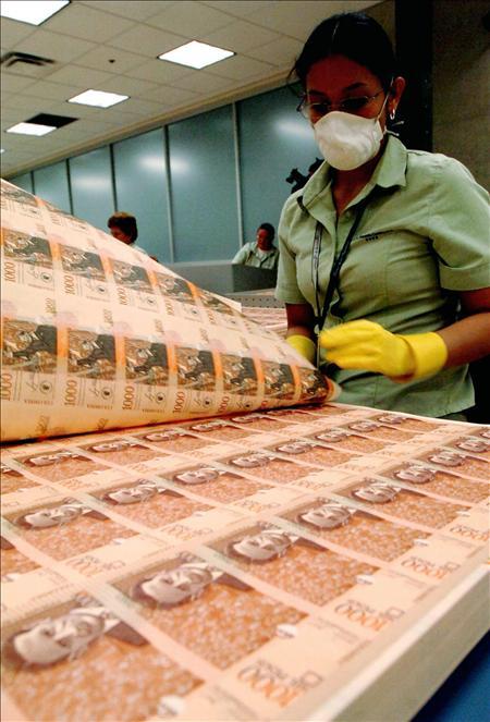 """Moody's destaca que la banca colombiana """"conserva robustos márgenes"""" financieros"""