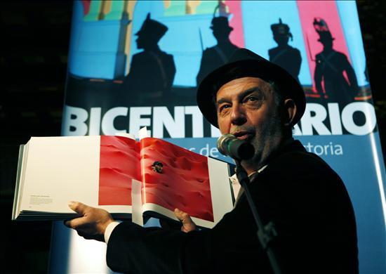 Los mitos argentinos reunidos en homenaje al Bicentenario