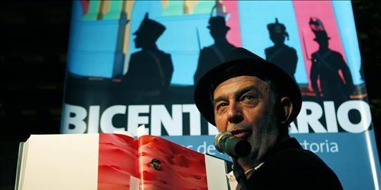 Los mitos argentinos reunidos en homenaje al Bicentenario de Efe y Telefónica