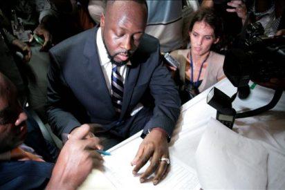 Wyclef Jean confía en que acepten hoy su candidatura a la presidencia de Haití