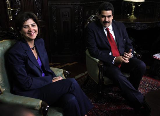 Los cancilleres de Venezuela y Colombia se reúnen para crear las comisiones