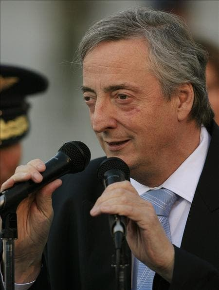 Kirchner llama a terminar con las situaciones que dañen los DD.HH. en Latinoamérica