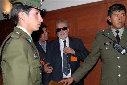Esperan la autorización para deportar al ex prefecto Luis Alberto Valle a Bolivia