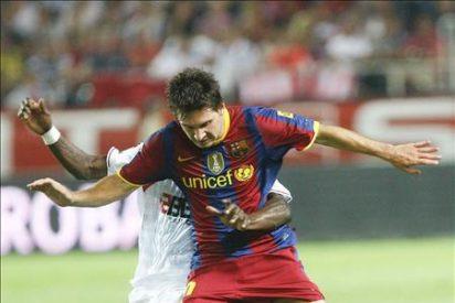 El Barça intentará la remontada en la Supercopa frente al Sevilla echando mano de los internacionales