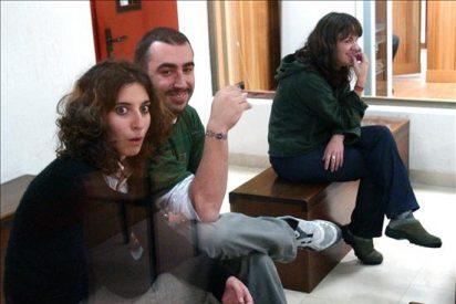 Laura Riera salió hoy de la prisión de Wad-Ras tras cumplir una condena de 9 años