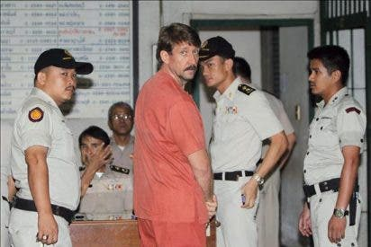 """El Gobierno tailandés niega que interfiriera en el caso del """"Mercader de la muerte"""""""