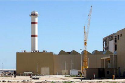 Irán pone en marcha la central nuclear de Bushehr