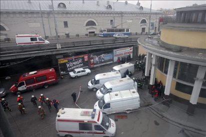 Abatido el organizador de los atentados suicidas contra el metro de Moscú