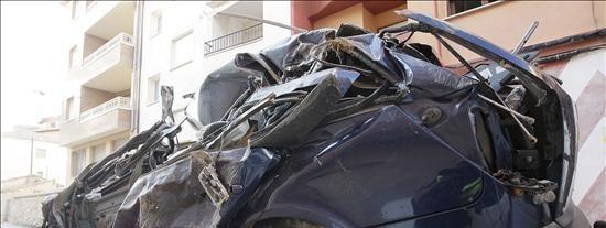Cuatro fallecidos en otros tantos accidentes de tráfico en las últimas horas