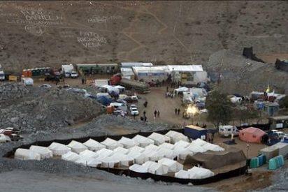 Una nueva sonda, a 80 metros del lugar donde estarían los mineros chilenos atrapados