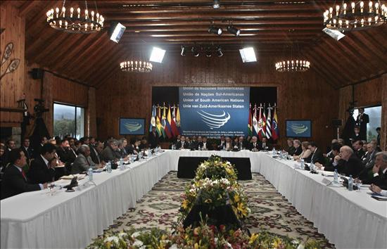 Las FARC piden una asamblea de la Unasur para exponer su visión del conflicto colombiano