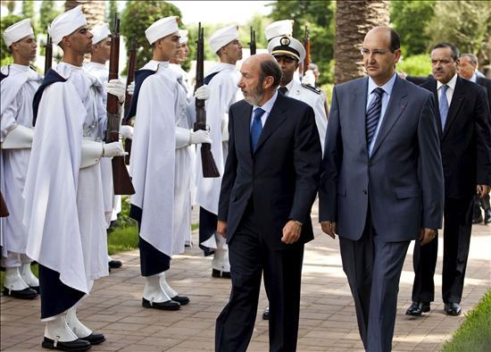 """Marruecos y España refuerzan la cooperación """"para superar incidentes del pasado"""""""