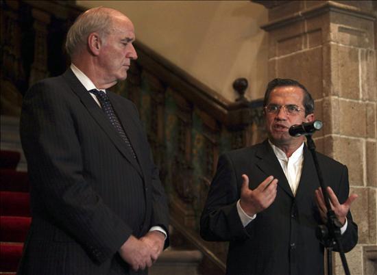 Los cancilleres de Ecuador y Perú se reúnen hoy para una cita de la Comisión de Vecindad