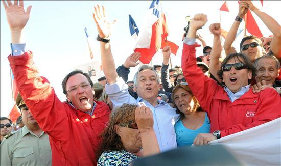 Preparan en Chile el comienzo del mayor rescate en profundidad de la historia