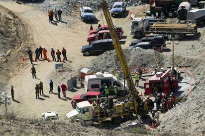 Los mineros se preparan para afrontar el mayor rescate subterráneo de la historia