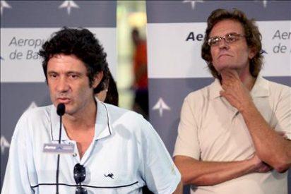 Vilalta y Pascual, agradecidos de estar en casa tras nueve meses de secuestro