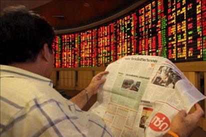 Pérdidas en las Bolsas del Sudeste Asiático menos Tailandia y Malasia