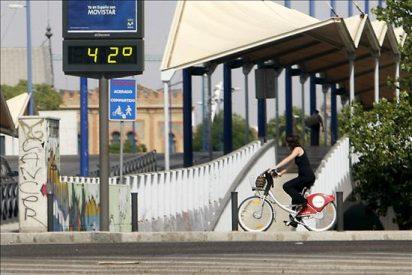 Málaga y Murcia, en alerta naranja por temperaturas de hasta 39 grados