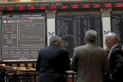 La Bolsa española abre con recortes y el Ibex-35 pierde el 0,90 por ciento