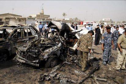 Al menos 64 muertos y 219 heridos en una cadena de atentados en ocho provincias de Irak