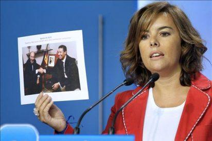 El PP pide a Rubalcaba que explique por qué va a Marruecos a firmar lo mismo dos veces