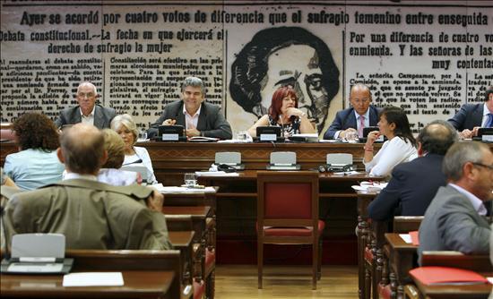El Senado rechazó hoy los vetos de ERC e ICV a la reforma laboral