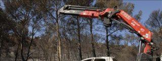 El Govern confía en que el incendio de Benirràs quede controlado esta mañana