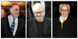 Coppola, Godard, Wallach y Brownlow serán distinguidos por la Academia