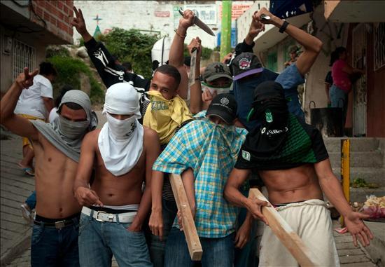 La guerra de pandillas desborda a Medellín, con más de 1.250 muertos desde enero