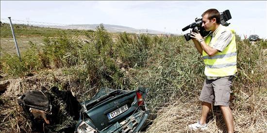 Veintitrés fallecidos en accidentes en el último fin de semana de agosto