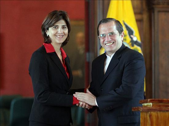El vicecanciller de Ecuador anticipa la posibilidad de una nueva cita entre Correa y Santos