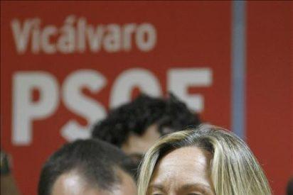 Jiménez, convencida de tener los avales suficientes para presentarse como candidata