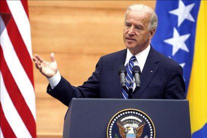 El vicepresidente de EE.UU. llega a Irak para la ceremonia sobre el fin de los combates