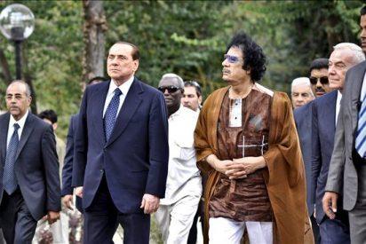 Gadafi dice que en Libia se respeta más a la mujer que en Europa y en Estados Unidos