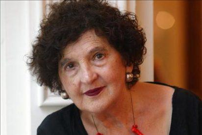 Margo Glantz, una figura multidisciplinar, ganadora del Premio FIL 2010