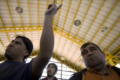 """Salud de presos mapuches en huelga de hambre entra en """"fase crítica"""""""