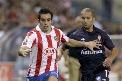 4-0. El Atlético golea al Sporting, se coloca líder y sigue de fiesta