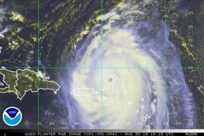 Crean un modelo capaz de predecir huracanes en el Golfo de México