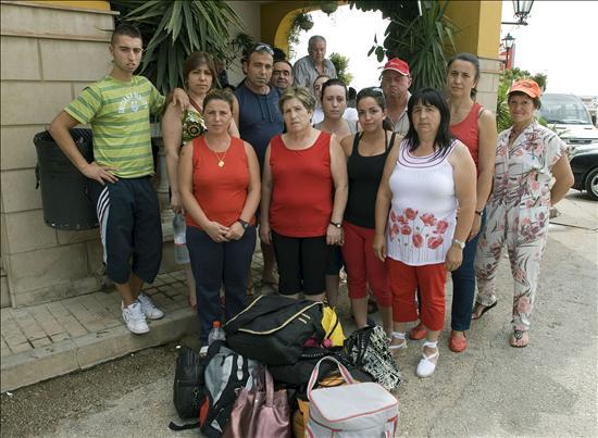 Los primeros jornaleros se dan cita en Bailén para ir a la vendimia en Francia