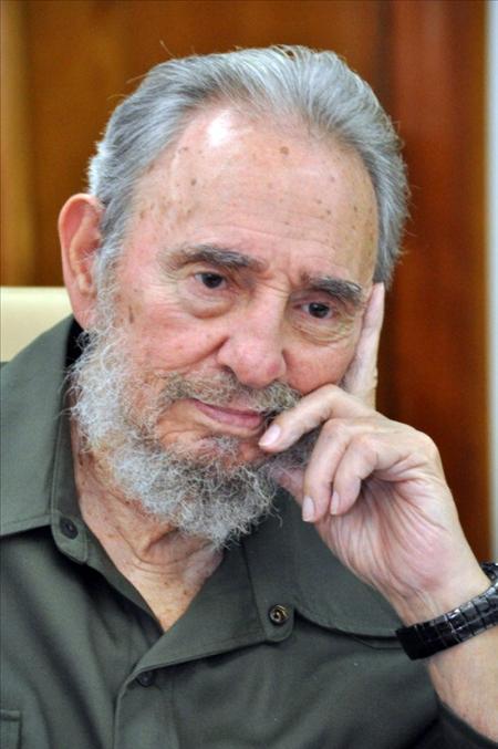 Fidel Castro admite su responsabilidad en la persecución contra los homosexuales en Cuba