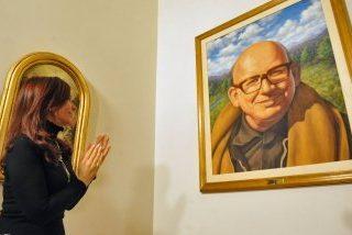 Cristina Fernández homenajea al obispo que combatió a la dictadura