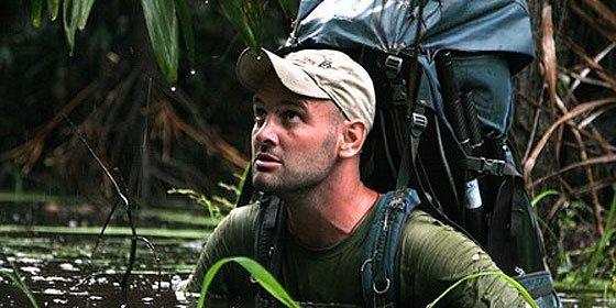 Un ex militar británico se convierte en la primera persona en recorrer el Amazonas a pie