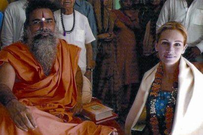 Julia Roberts se pasa al hinduismo