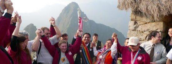 Cosmonautas rusos prometen visitar Machu Picchu