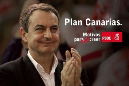 Plan Canarias de trampa y cartón
