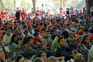 Compostela, punto de de referencia de la juventud católica española